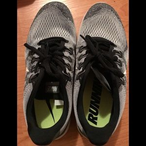 Nike Free RN 2017 size 7.5 mens in gray